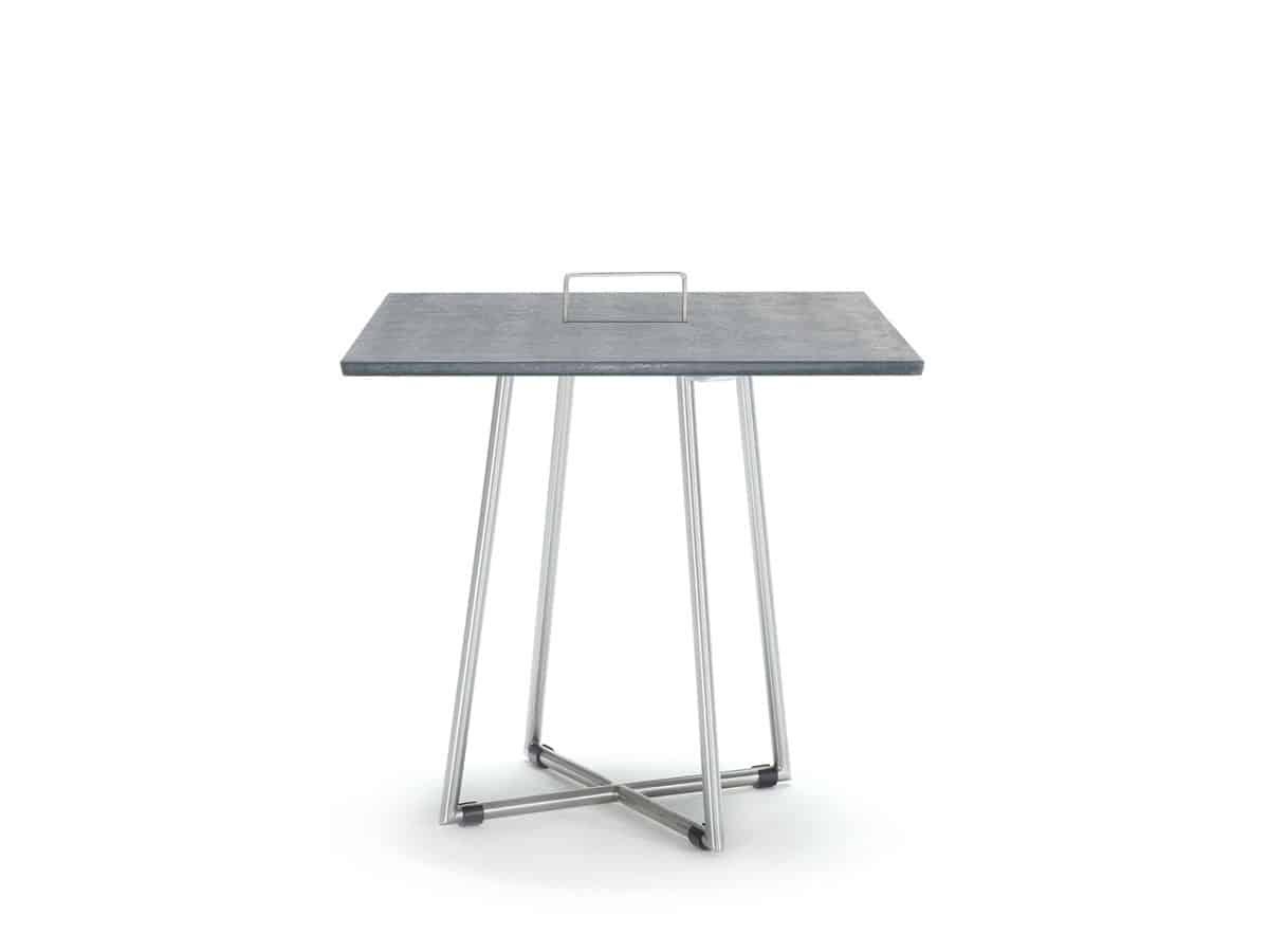 R series kaffee tisch runde beine solpuri for Tisch eins design studio