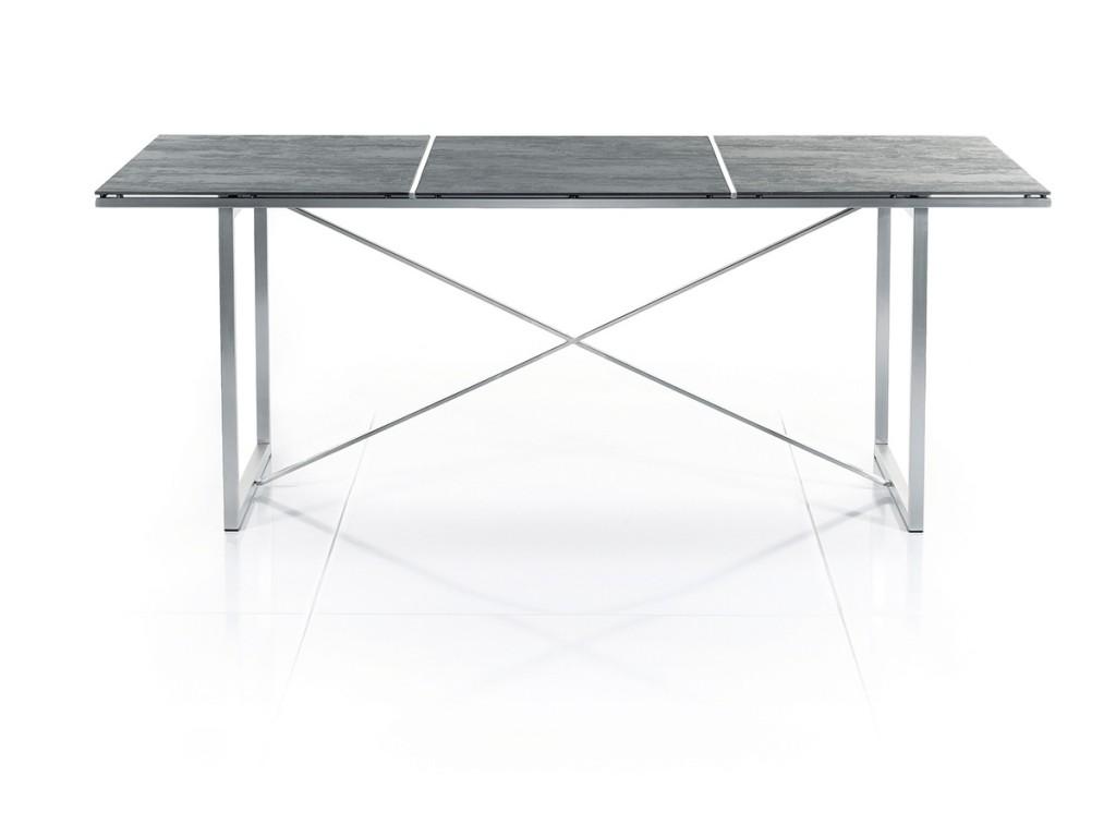 X-SERIES Stainless Steel Dining Tisch