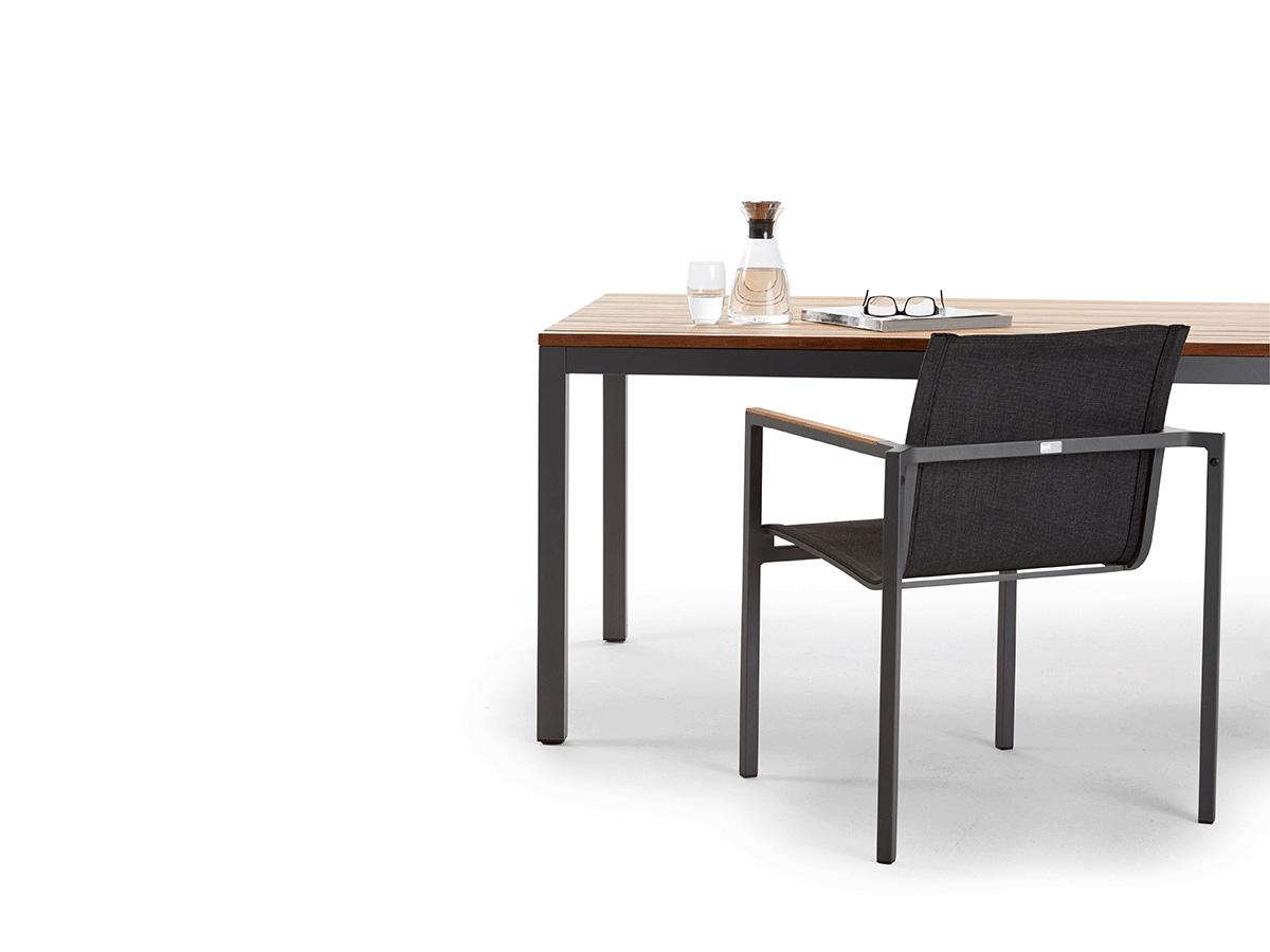 gartenm bel alu teak kollektion ideen garten design als. Black Bedroom Furniture Sets. Home Design Ideas