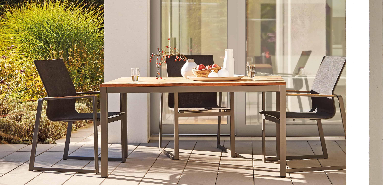 Tisch classic alu - solpuri