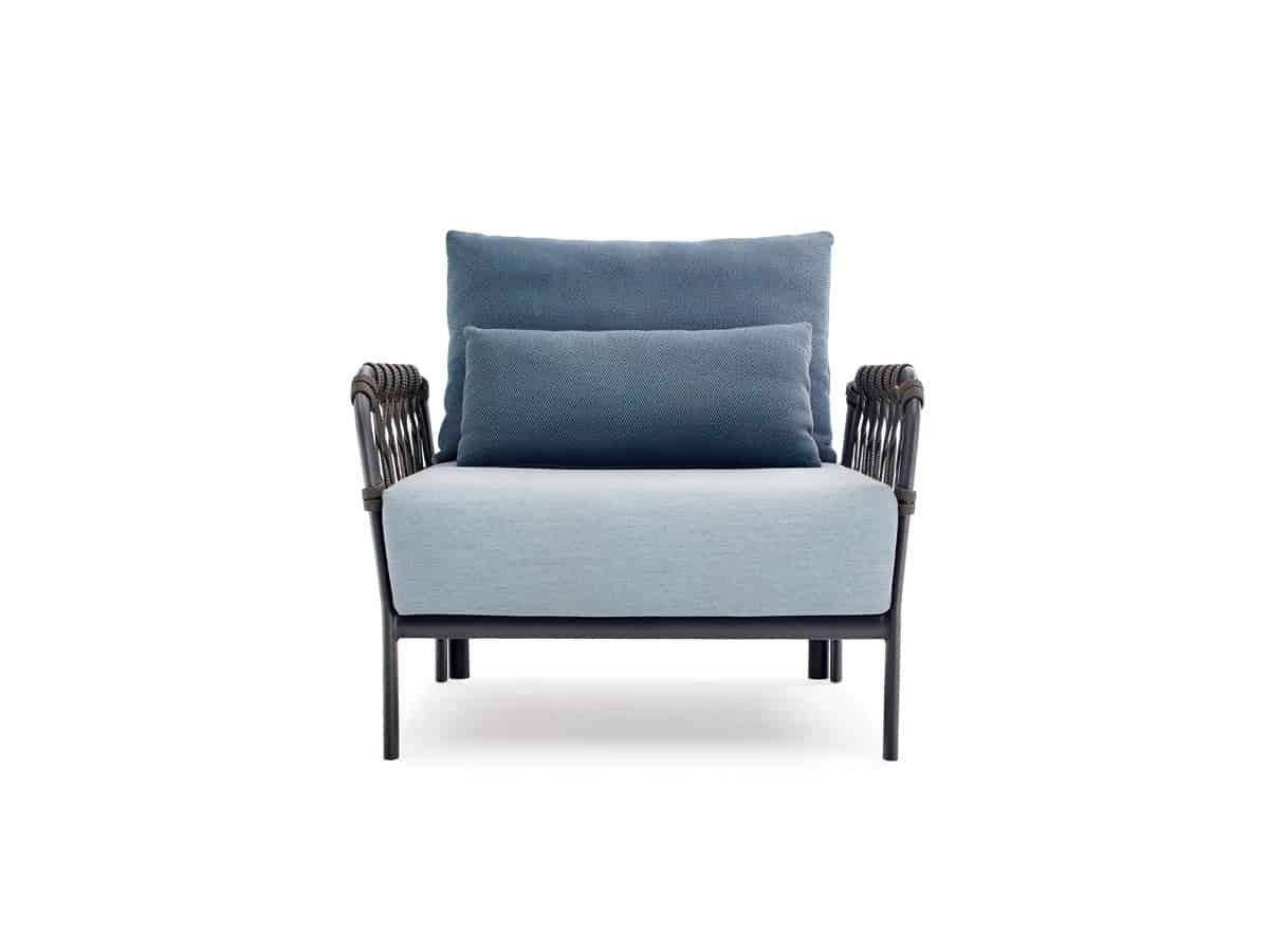Caro Lounge Chair Solpuri